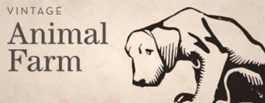 Vintage Animal Farm Illustrations
