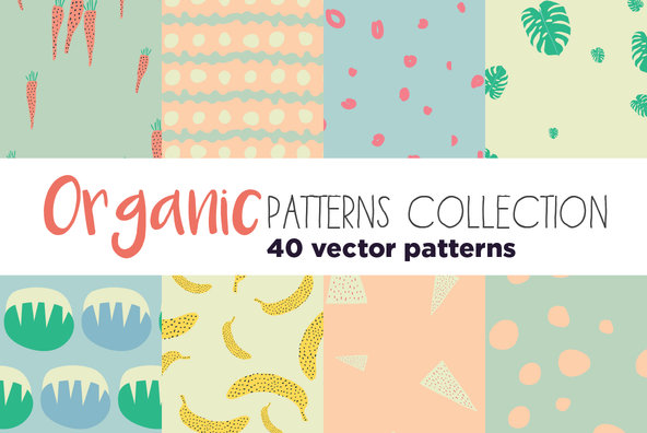 Organic Patterns Collection