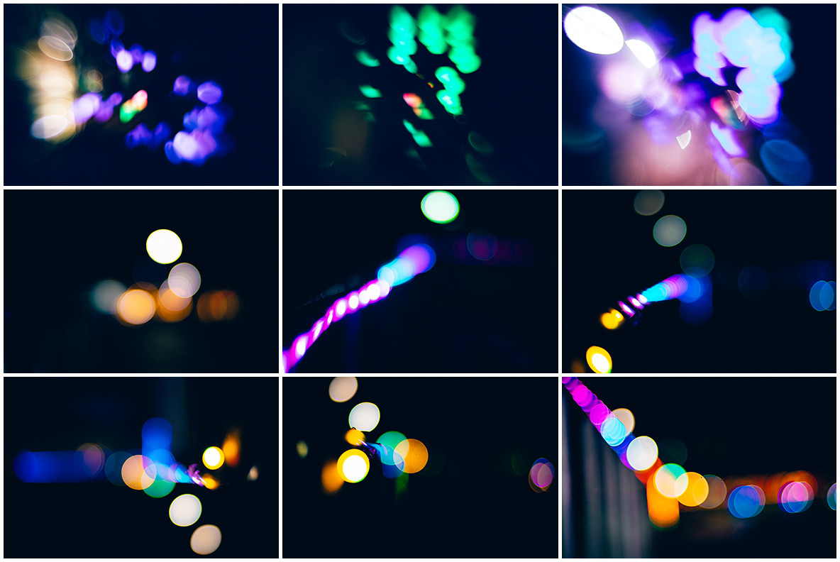 Bokeh   Light Leaks 06   Photoshop Overlays