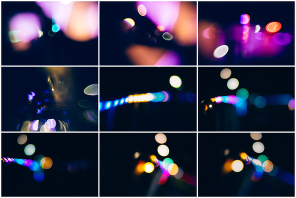 Bokeh   Light Leaks 07   Photoshop Overlays