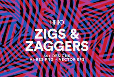 Zigs  Zaggers