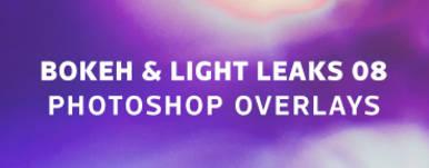 Bokeh   Light Leaks 08   Photoshop Overlays