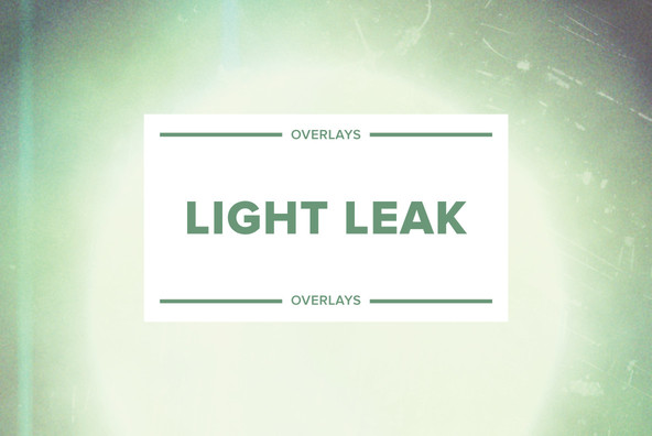 Light Leak Overlays
