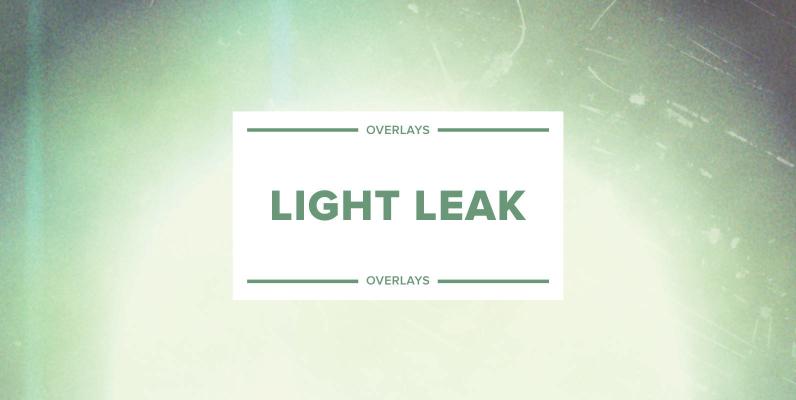 Light Leak Overlays
