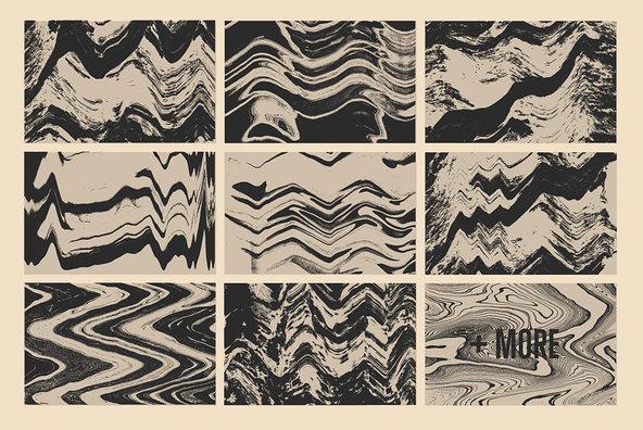 Acid Tone Texture Pack