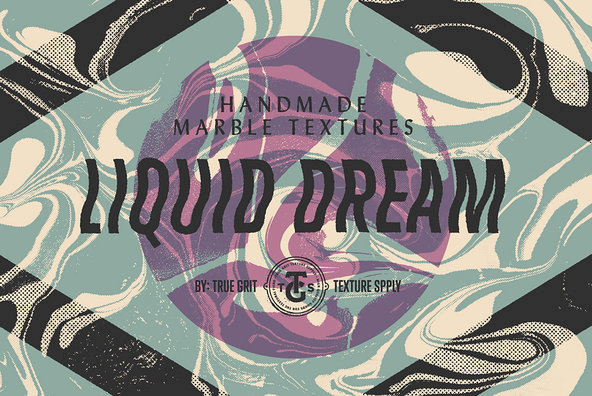 Liquid Dream Marbled Texture Pack