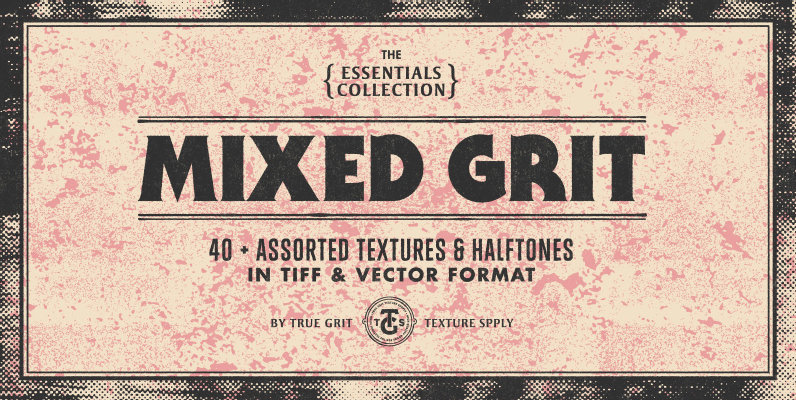 Mixed Grit Texture Pack