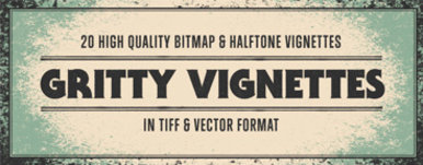 Gritty Vignettes Texture Pack