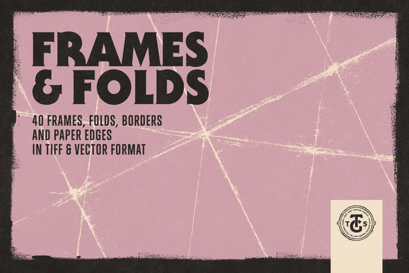 Frames and Folds Texture Pack
