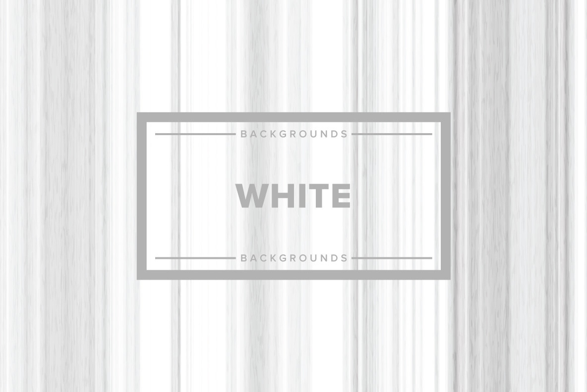 White Backgrounds