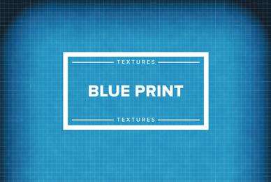 Blue Print Textures