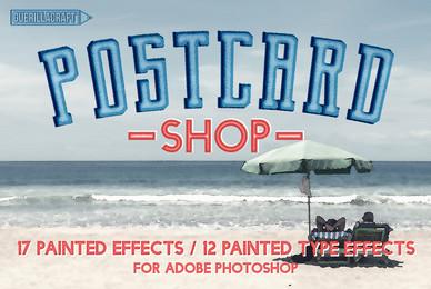 Postcard Shop