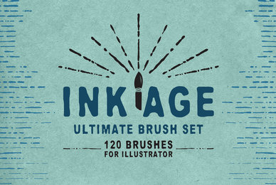 Ink Age Brushes
