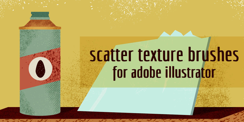 Scatter Texture Brushes