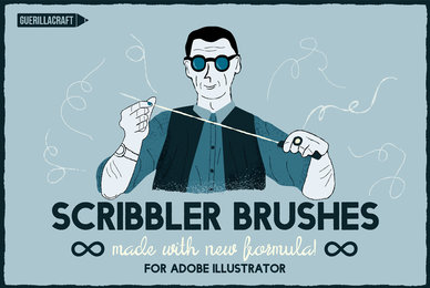 Scribbler Brushes