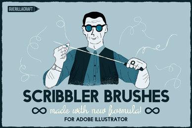 Scribbler Brushes