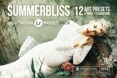 Summerbliss Lightroom Preset Pack