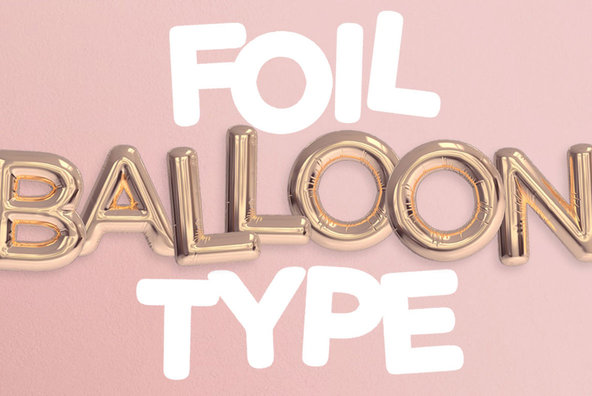 Foil Balloon Type