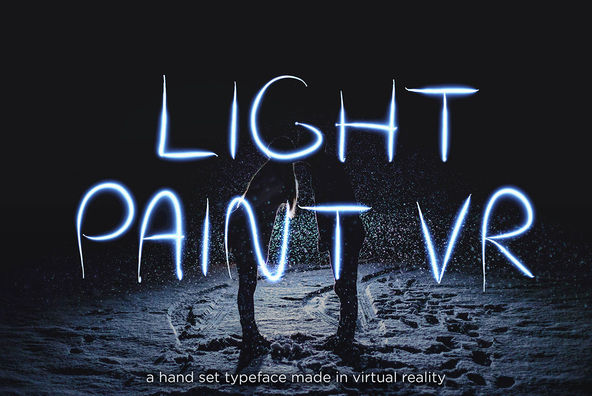 Light Paint VR Type