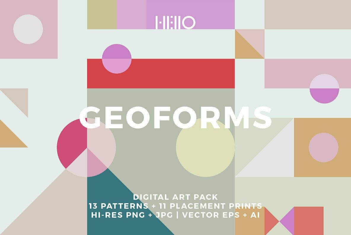 Geoforms