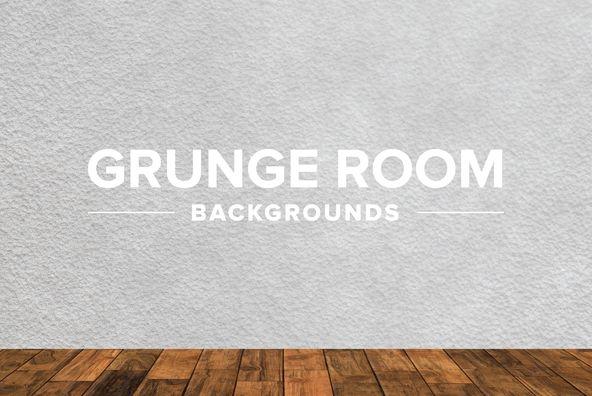 Grunge Room Backgrounds