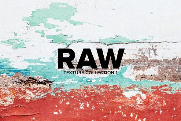 Raw Texture Collection 1