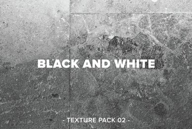 Black and White Texture Pack 02
