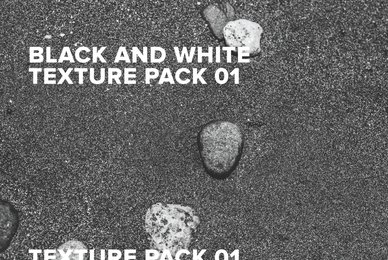 Black and White Texture Pack 01