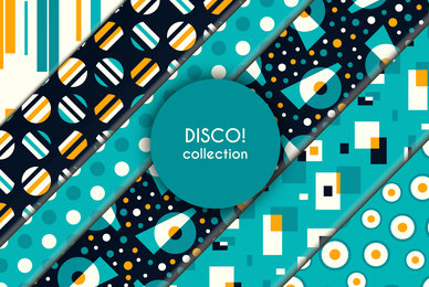Disco  Pattern collection