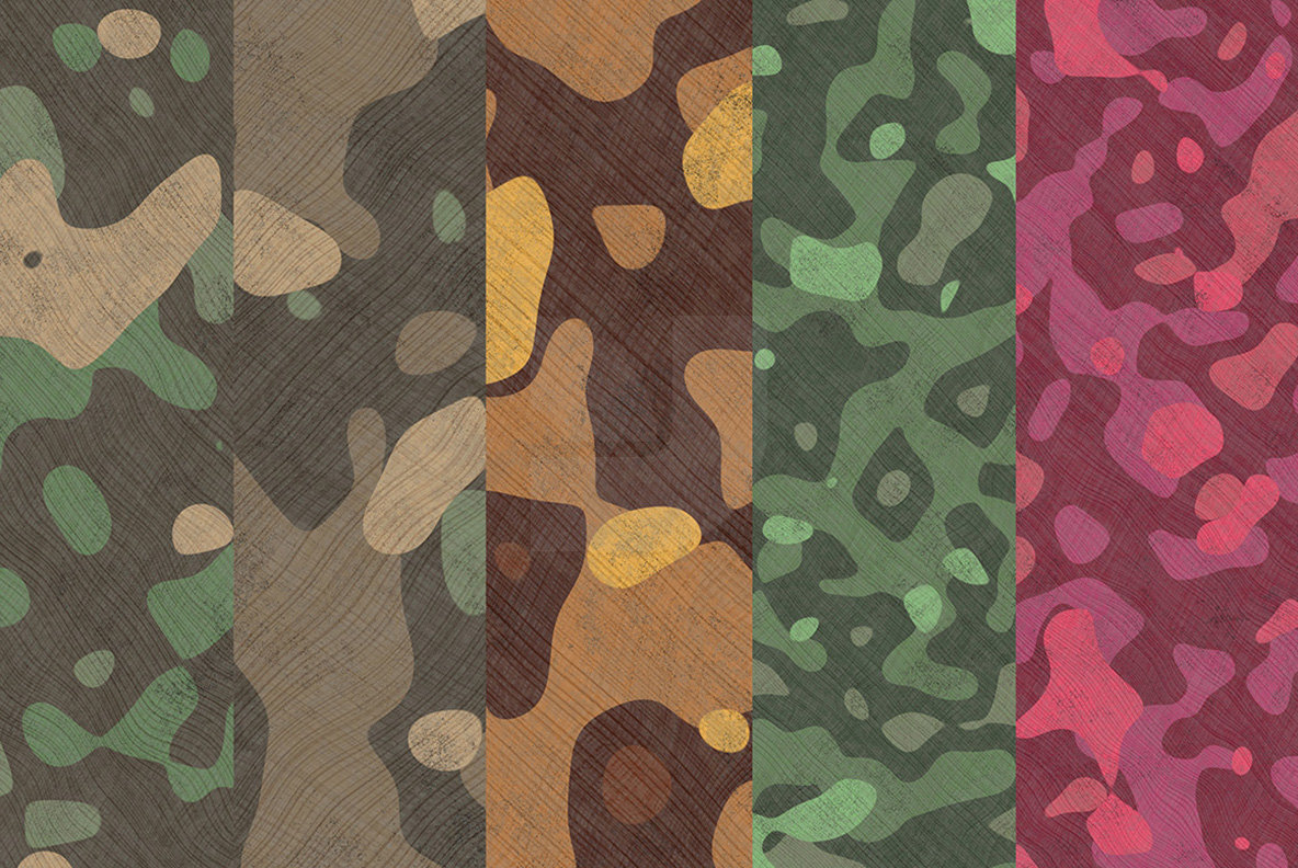 Camouflage Textures 2