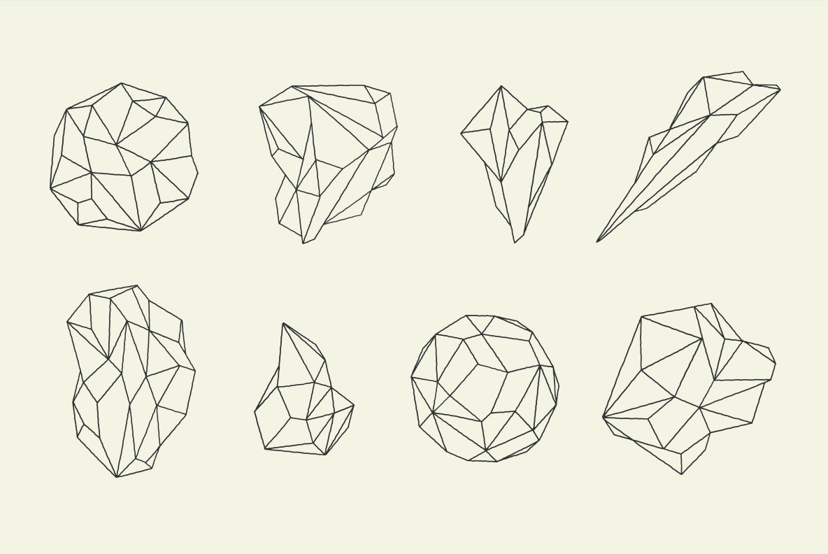 Geometric Polygons