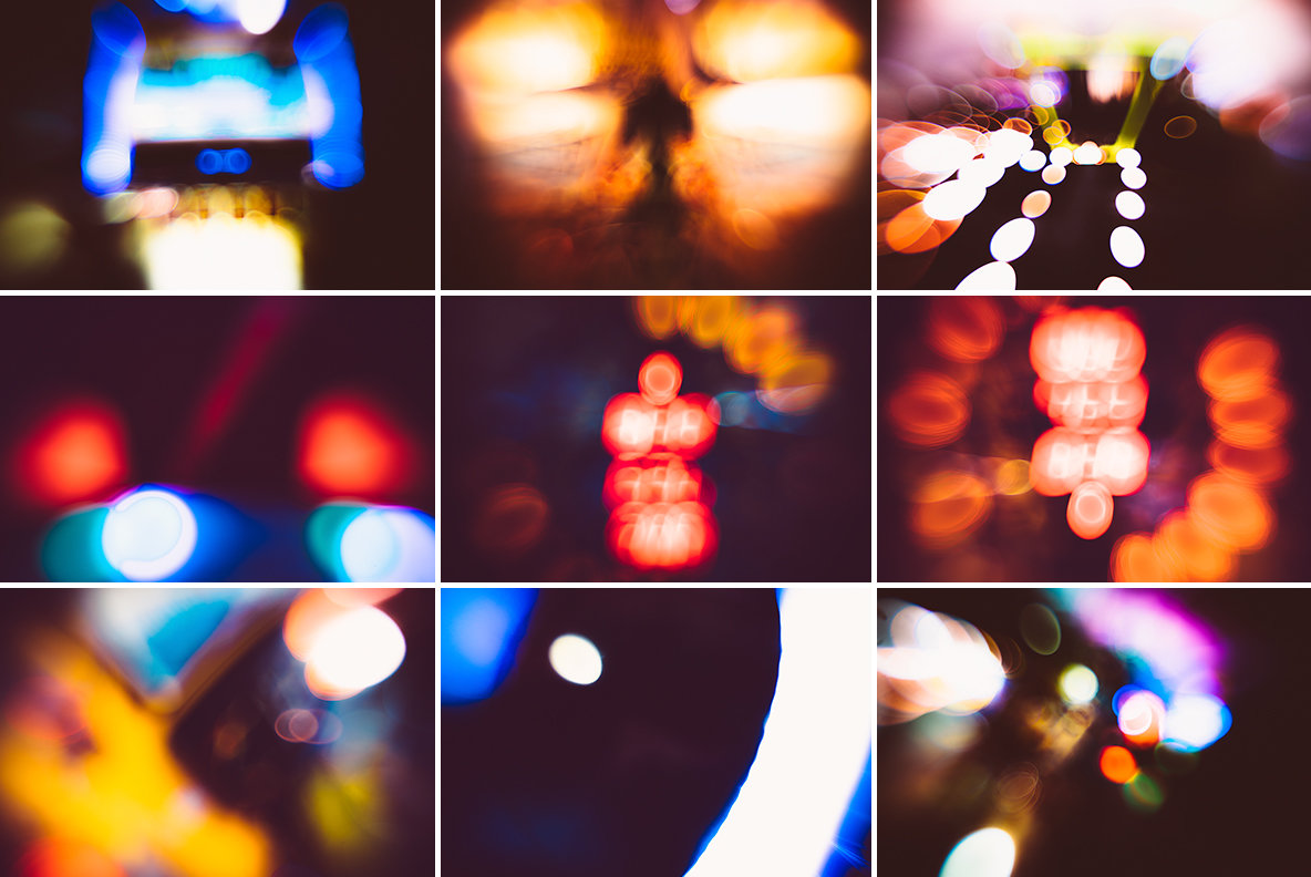 Bokeh   Light Leaks 11   Photoshop Overlays