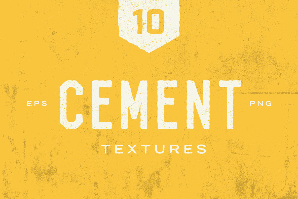 Gritty Cement Textures