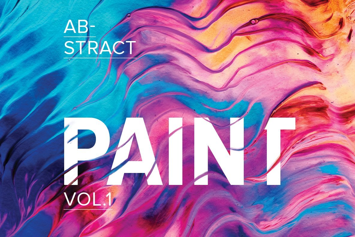 Abstract Paint Vol 1
