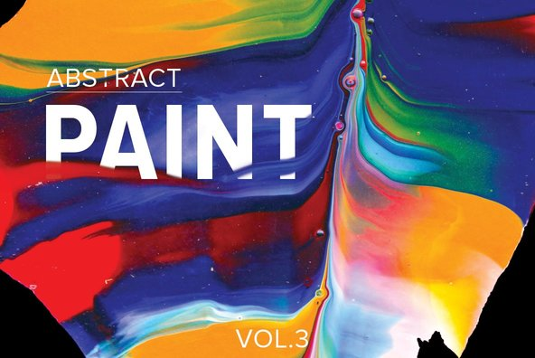 Abstract Paint Vol 3