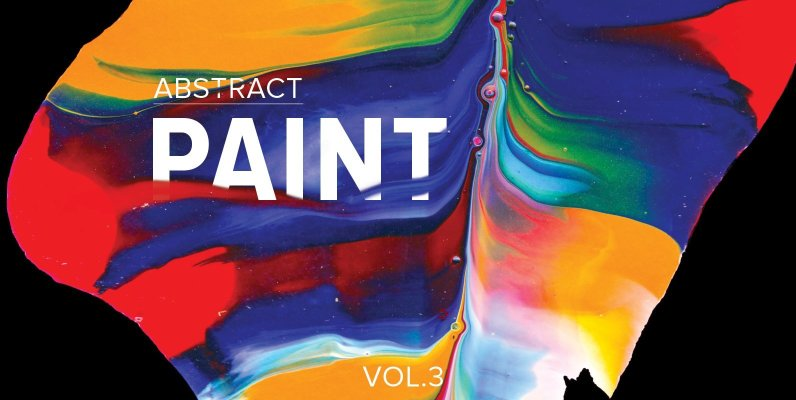 Abstract Paint Vol.3