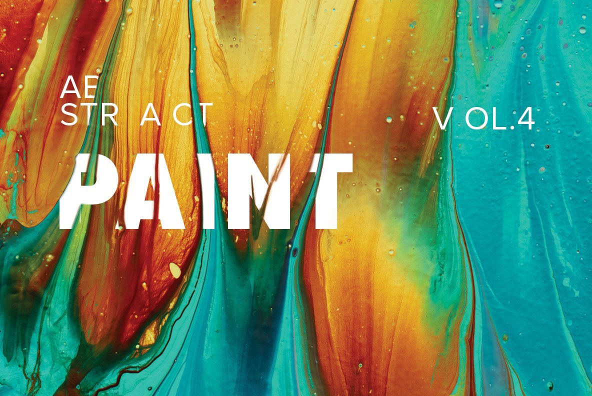 Abstract Paint Vol 4