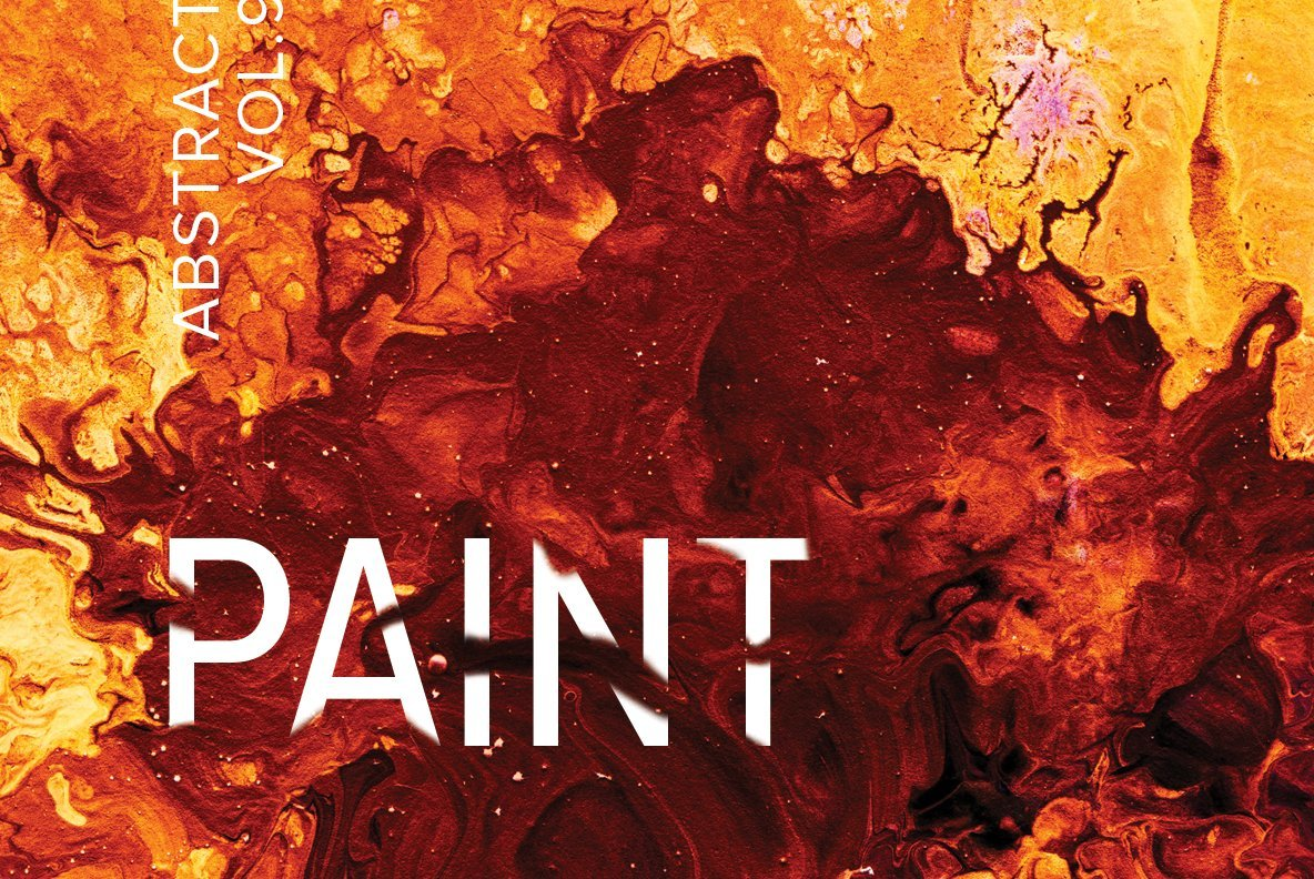 Abstract Paint Vol 9
