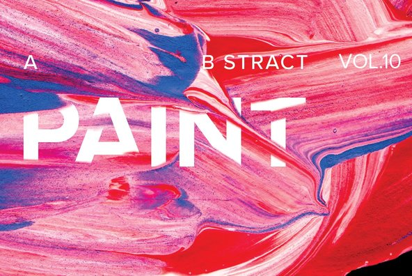 Abstract Paint Vol 10
