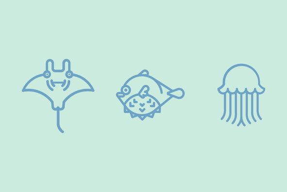 Saltwater Creatures