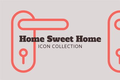 Home Sweet Home Icons