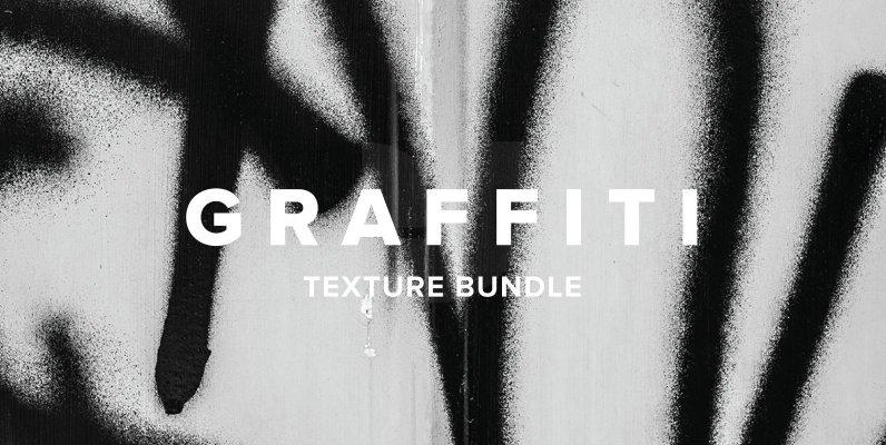 Graffiti Texture Bundle
