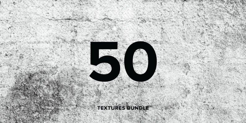 50 Textures Bundle