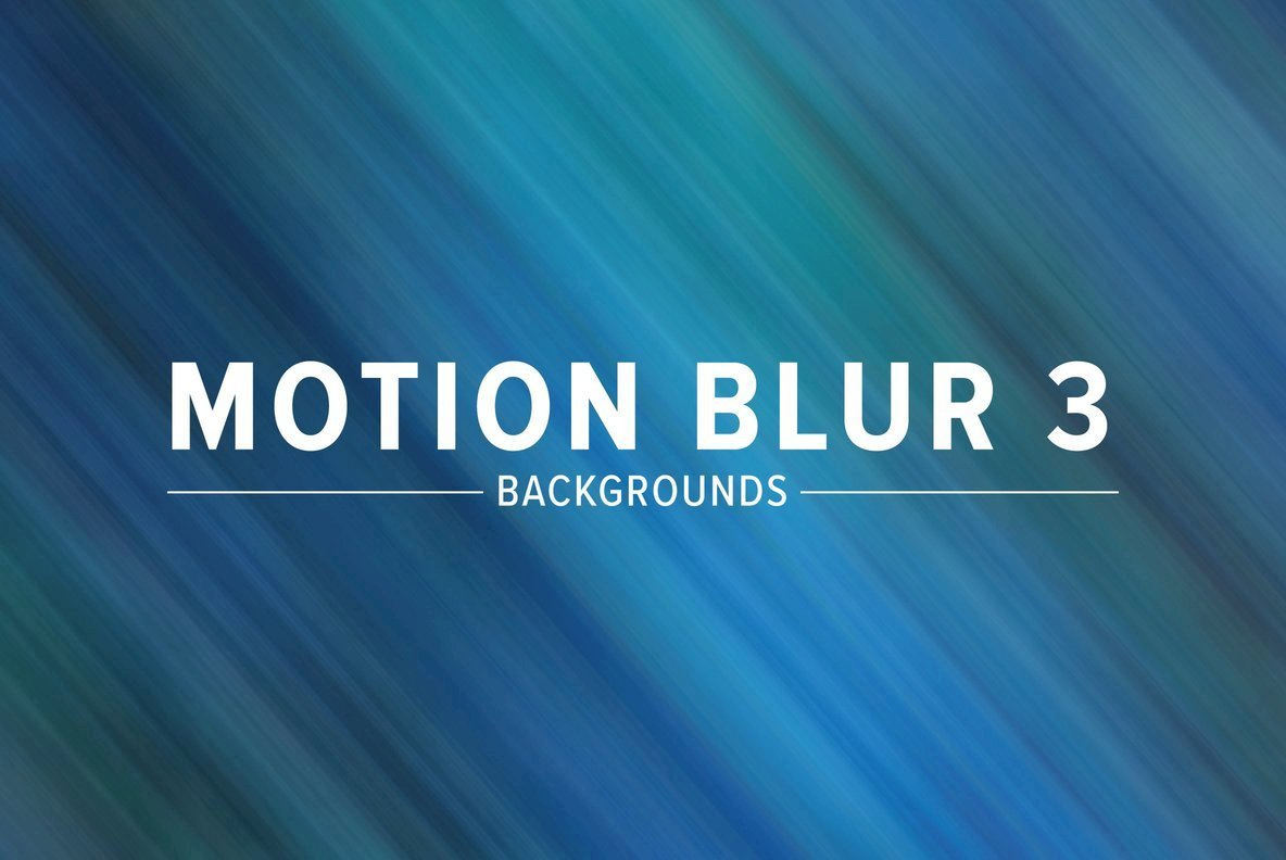 Motion Blur Backgrounds 3