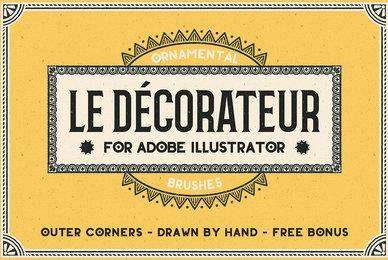 Le Decorateur for Adobe Illustrator