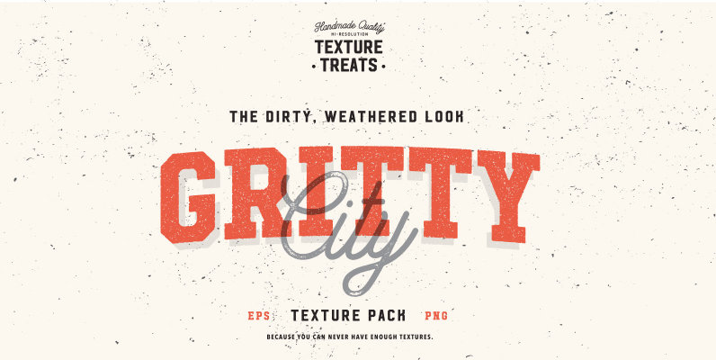 Gritty City   Texture Pack