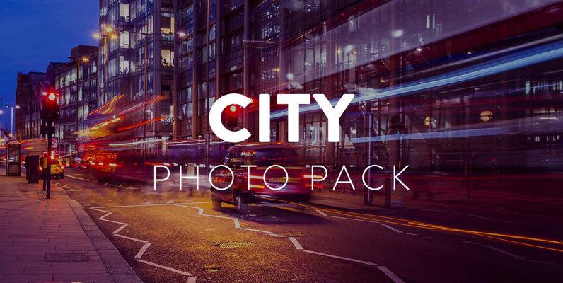 City Photo Pack