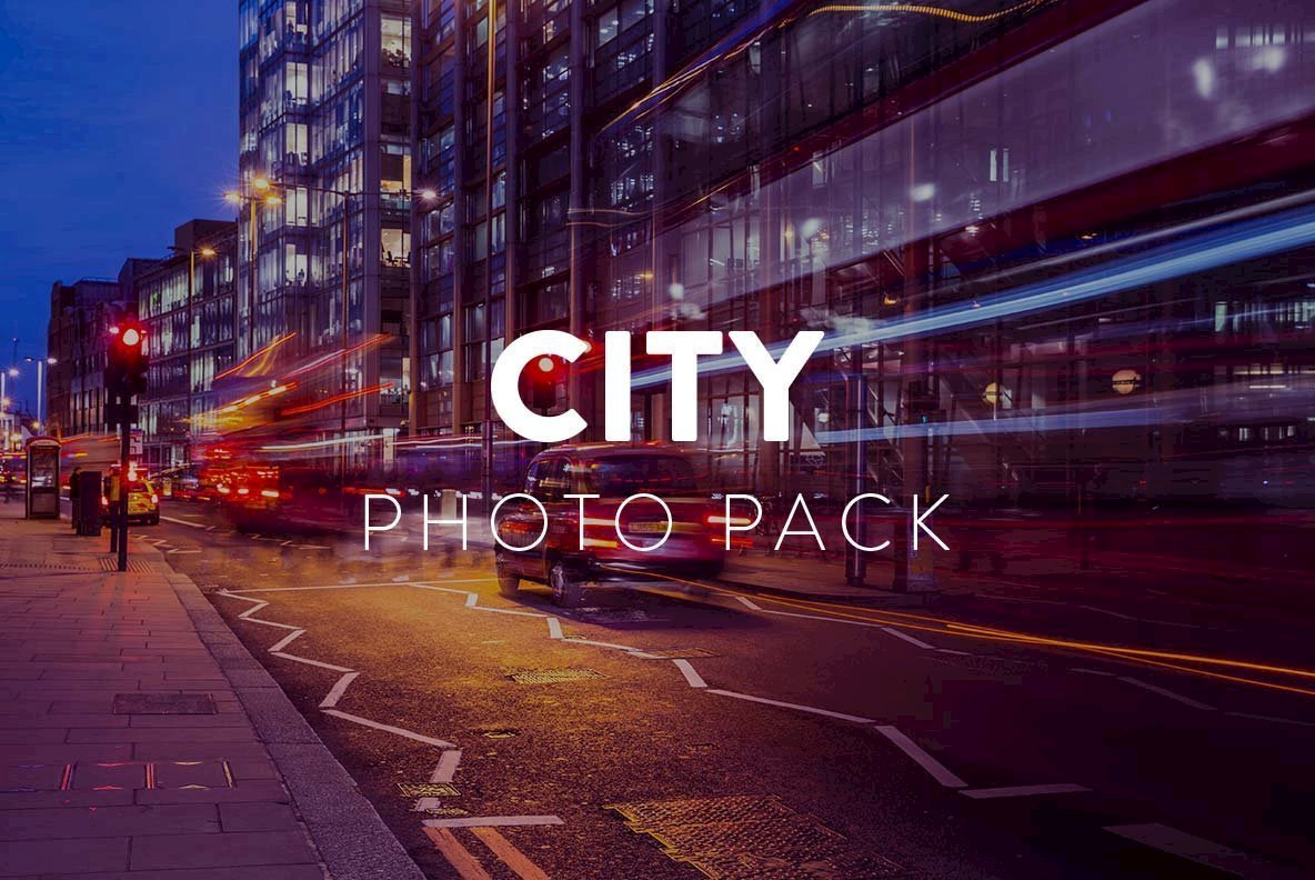 City Photo Pack