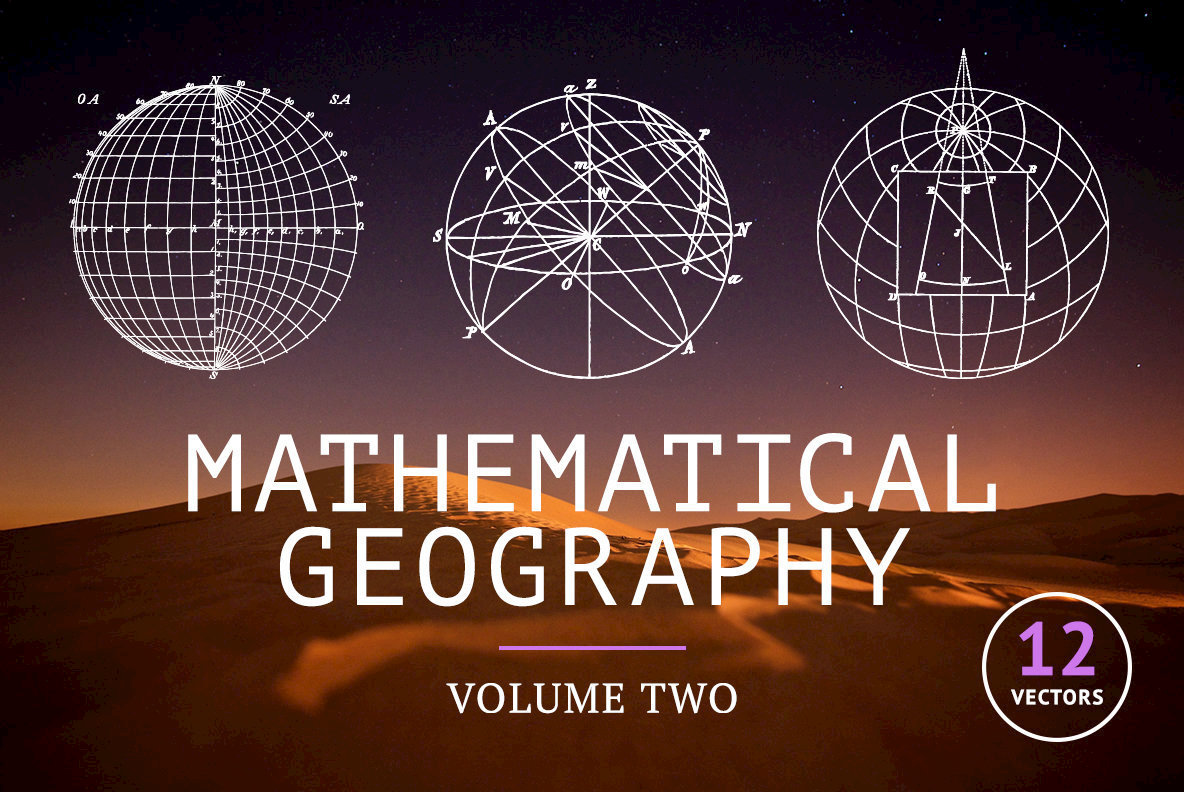 Mathematical Geography Vol  2