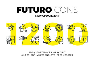 Futuro Icons Collection
